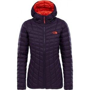The North Face THERMOBALL HOODIE W - Női bélelt kabát