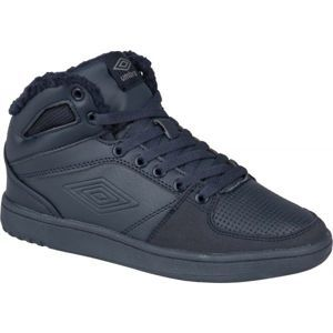 Umbro KINGSTON MID WL - JNR sötétkék 6Y - Fiús téli cipő