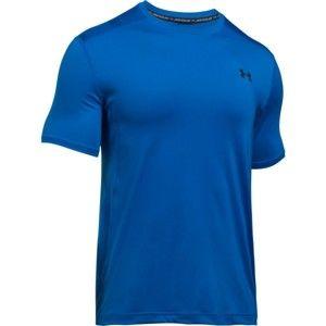 Under Armour UA RAID SS kék XXL - Rövid ujjú férfi póló
