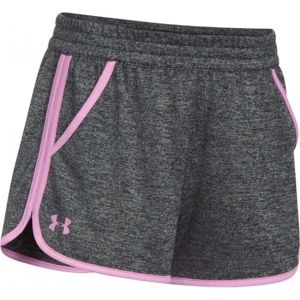 Under Armour TECH SHORT 2.0 TWIST fekete M - Női rövidnadrág