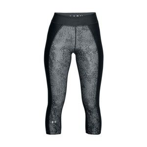Under Armour HG PRINT ARMOUR CAPRI - Női kompressziós 3/4-es legging