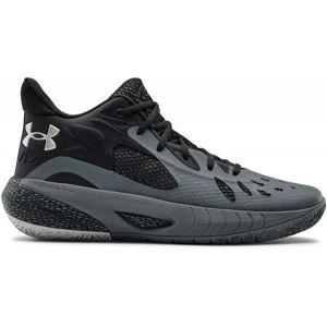 Under Armour HOVR HAVOC 3 fekete 10.5 - Uniszex kosárlabda cipő