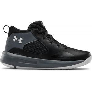 Under Armour GS LOCKDOWN 5  5 - Gyerek kosárlabda cipő
