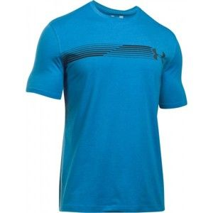 Under Armour FAST LEFT CHEST TEE - Férfi póló