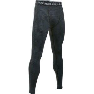 Under Armour HEATGEAR ARMOUR PRINTED  LEGGING - Férfi kompressziós leggins
