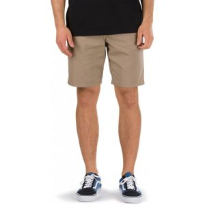 Vans AUTHENTIC STRETCH SHORT 20 barna 38 - Férfi rövidnadrág