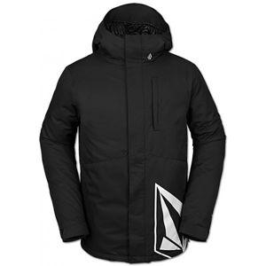 Volcom 17FORTY INS JACKET fekete L - Férfi sídzseki/snowboard dzseki