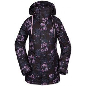 Volcom WESTLAND INS JACKET fekete M - Női dzseki