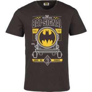 Warner Bros BTMN barna XL - Férfi póló