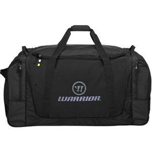 Warrior Q20 CARGO ROLLER BAG LARGE fekete NS - Gurulós hokitáska