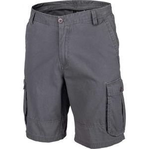 Willard HERK sötétszürke XL - Férfi rövidnadrág