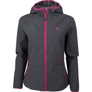 Willard TERE rózsaszín M - Softshell kabát