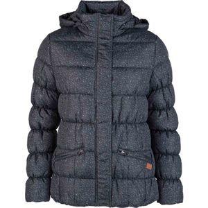 Willard FOSTER sötétszürke S - Női steppelt kabát