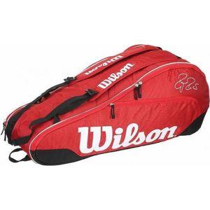 Wilson FEDERER TEAM 6PK BAG FEDERER TEAM 6PK BAG - Tenisztáska