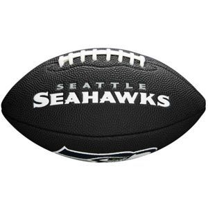 Wilson MINI NFL TEAM SOFT TOUCH FB BL SE - Mini labda amerikai futballhoz