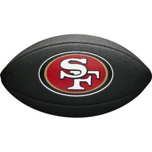 Wilson MINI NFL TEAM SOFT TOUCH FB BL SF - Mini labda amerikai futballhoz