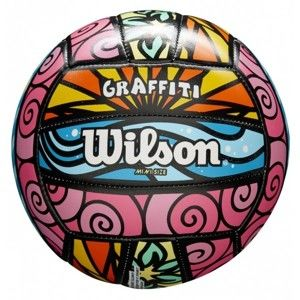 Wilson GRAFFITI MINI VB - Mini röplabda