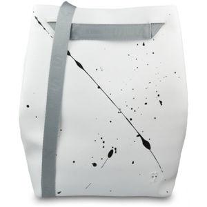 XISS SPLASHED WHITE CITY fehér UNI - Női hátizsák