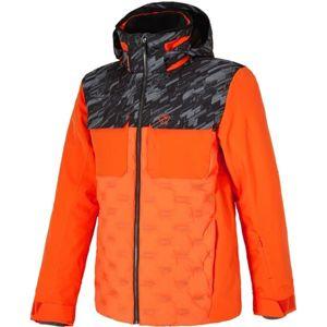 Ziener TUCANNON M narancssárga 56 - Férfi kabát